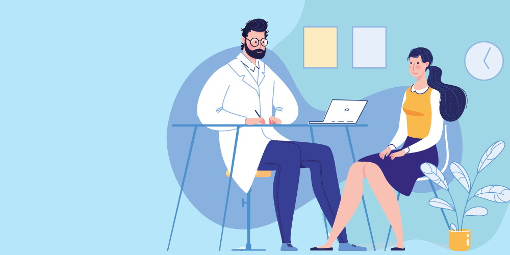 Прием врача отоларинголога